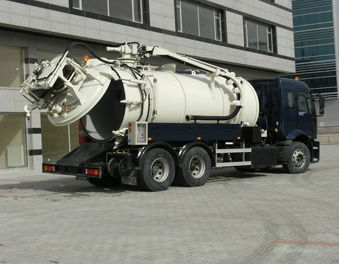 Combined Jetting Trucks